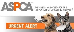 ASPCA Urgent Alert
